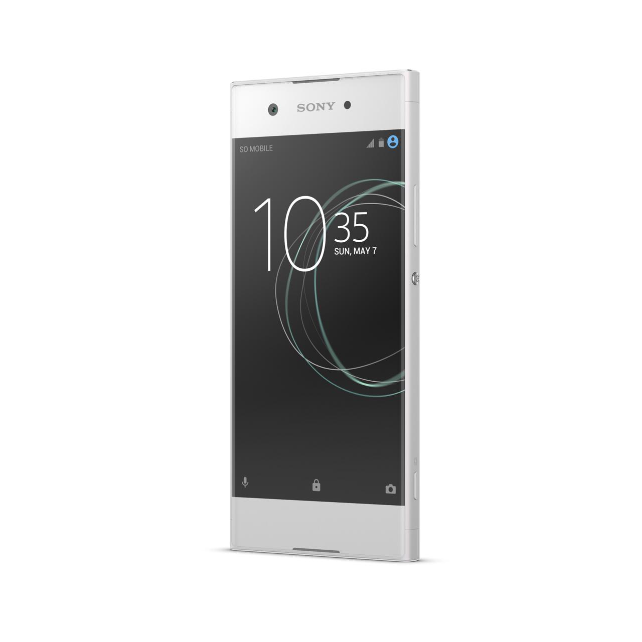 Sony visar upp XZs och XA1