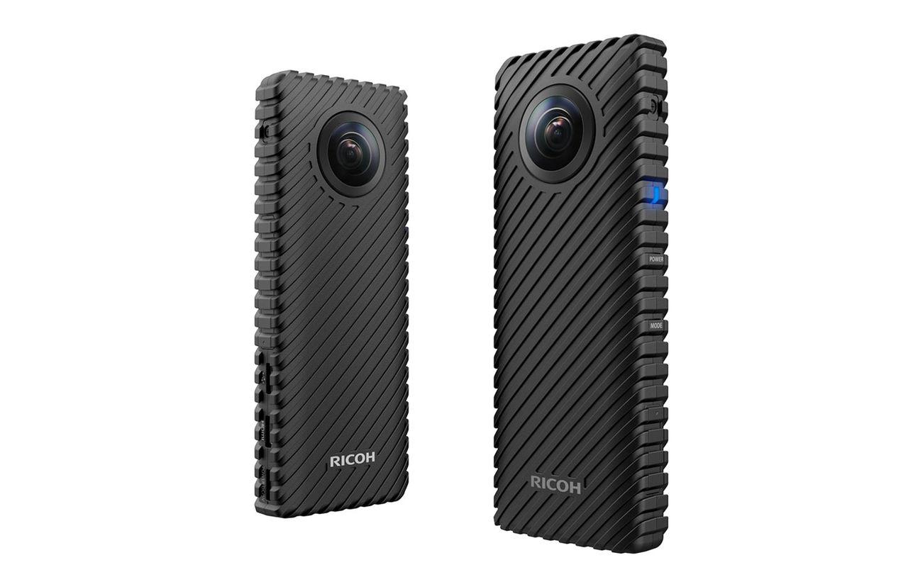Ricohs nya 360-kamera kan liveströmma sfärvideo