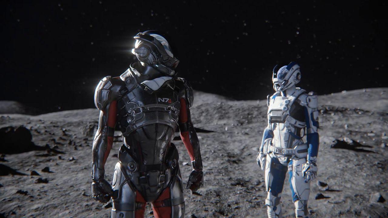 Mass Effect: Andromeda beskrivs som digital mjukporr