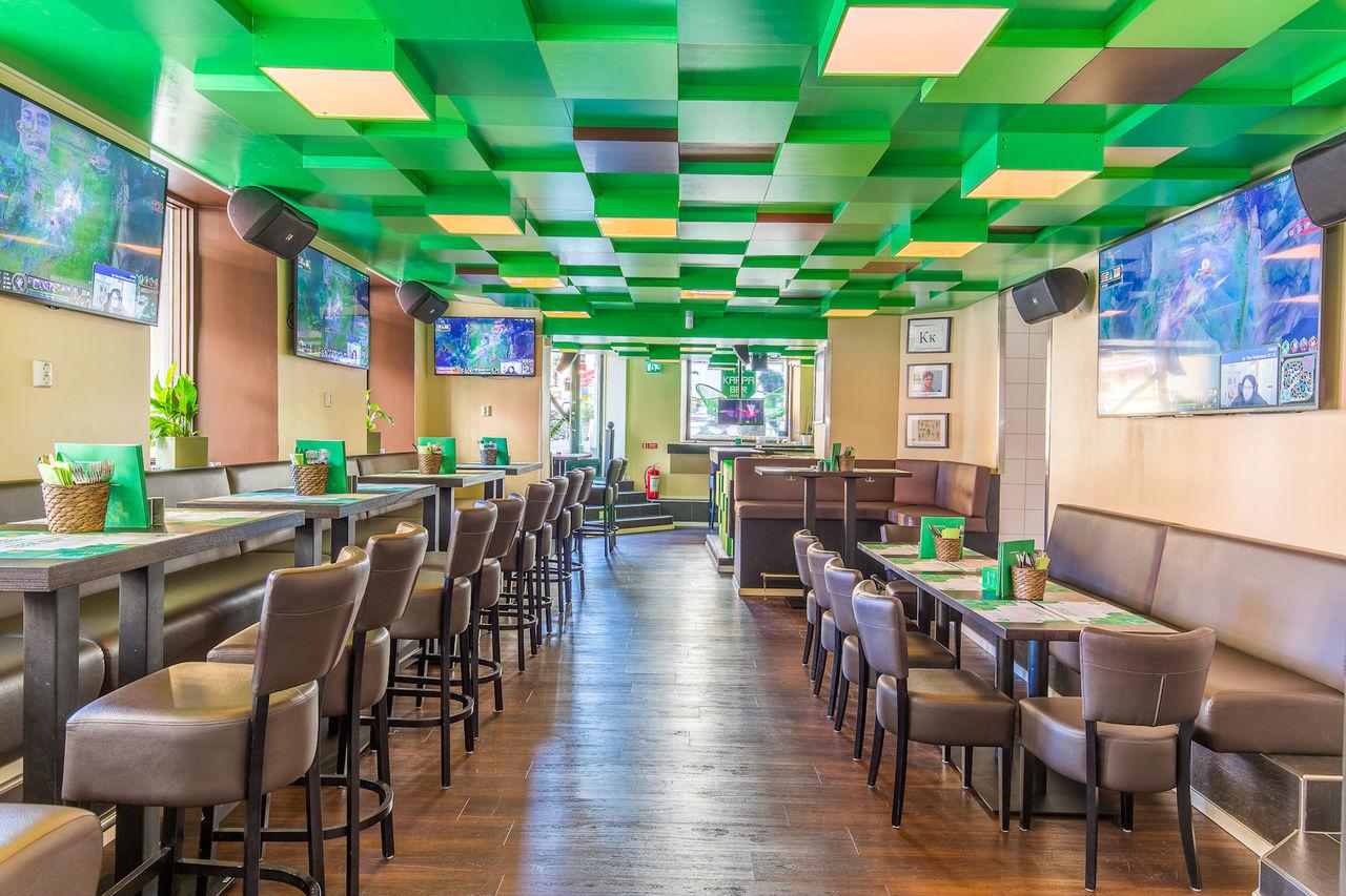 Snart öppnar Kappa Bar i Stockholm