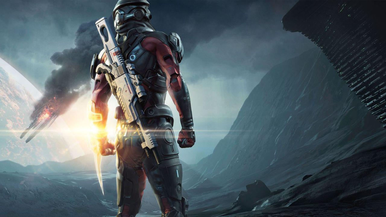Bioware skrotar multiplayerbetan för Mass Effect: Andromeda