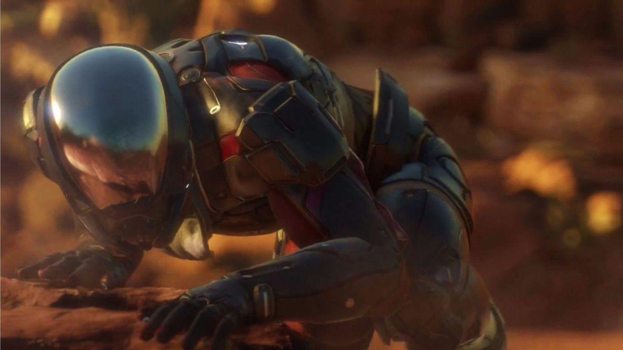 Ny trailer på gång för Mass Effect: Andromeda