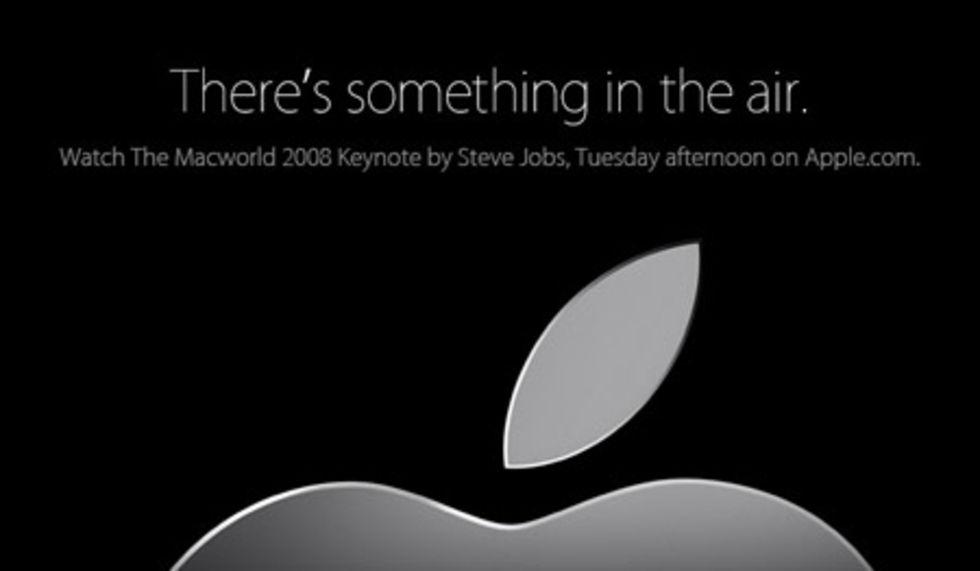 Se eftersändning av keynoten på Apple.com