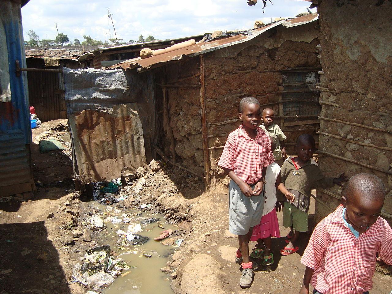 1,7 miljoner barn dör varje år på grund av förorenad miljö