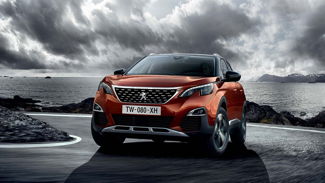 Peugeot 3008 blev Car of The Year 2017