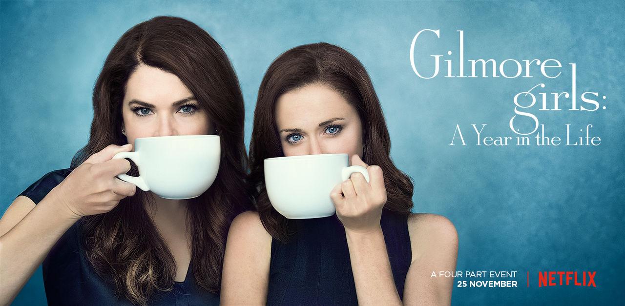 Netflix vill göra mer Gilmore Girls