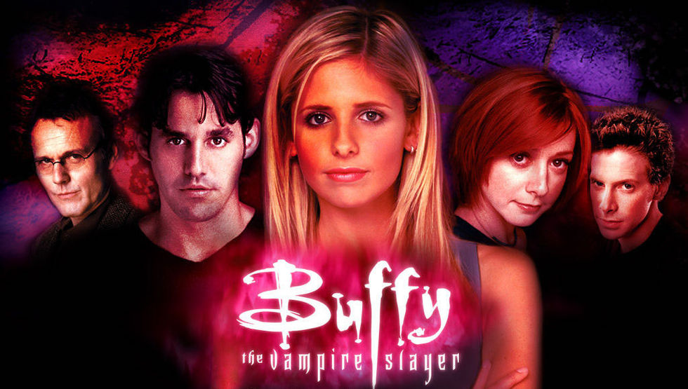På fredag fyller Buffy the Vampire Slayer-serien 20 år