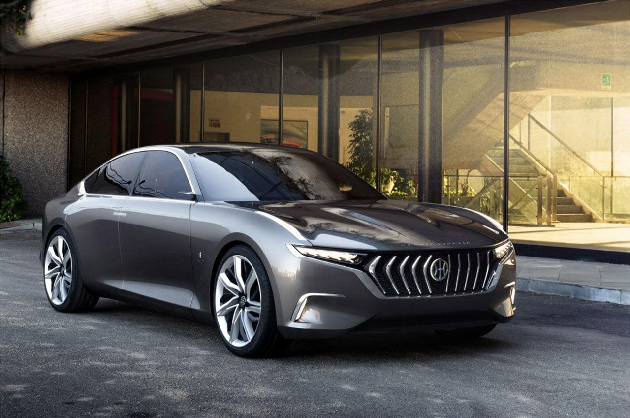 Maffigt koncept från Pininfarina