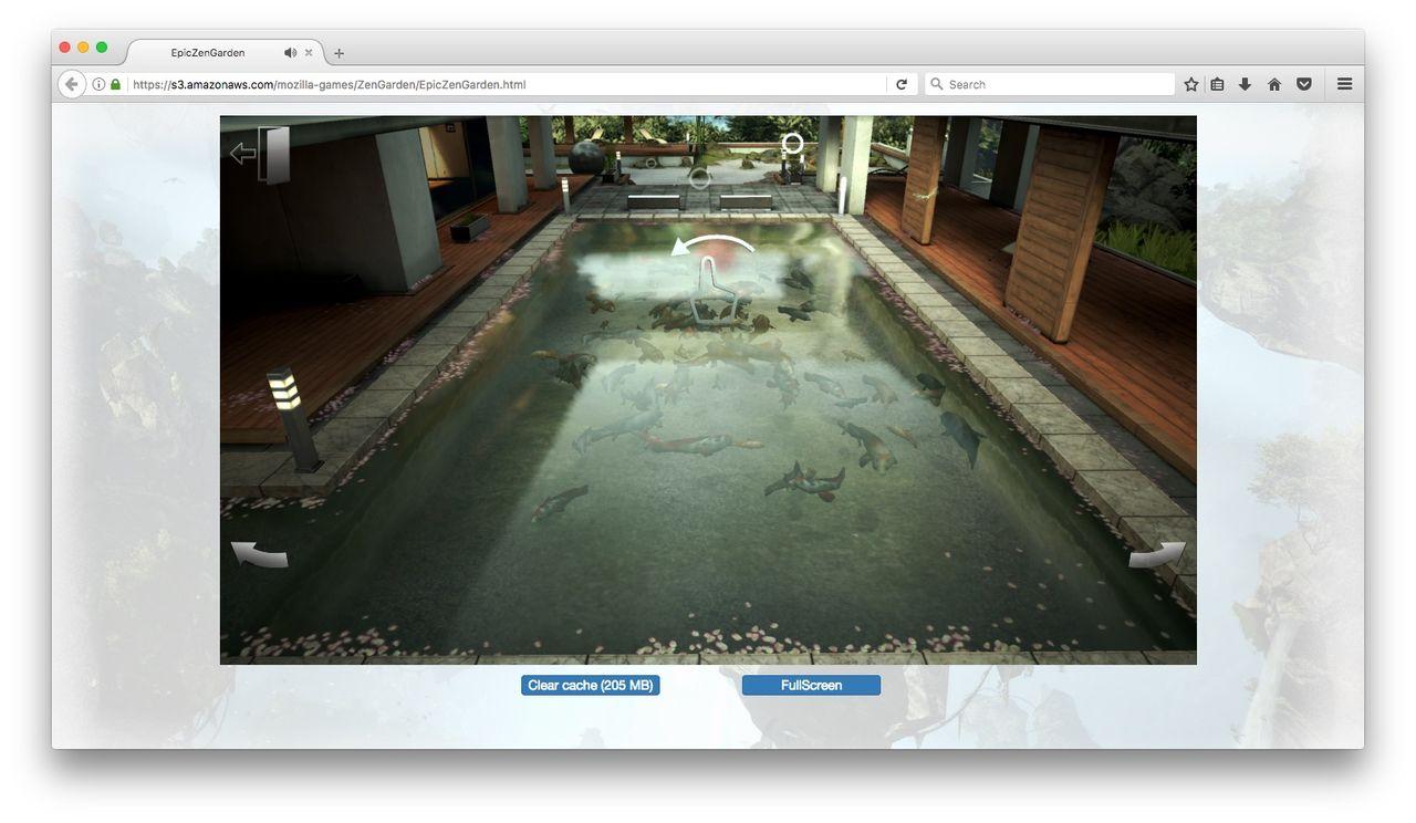 Mozilla implementerar WebAssembly i Firefox