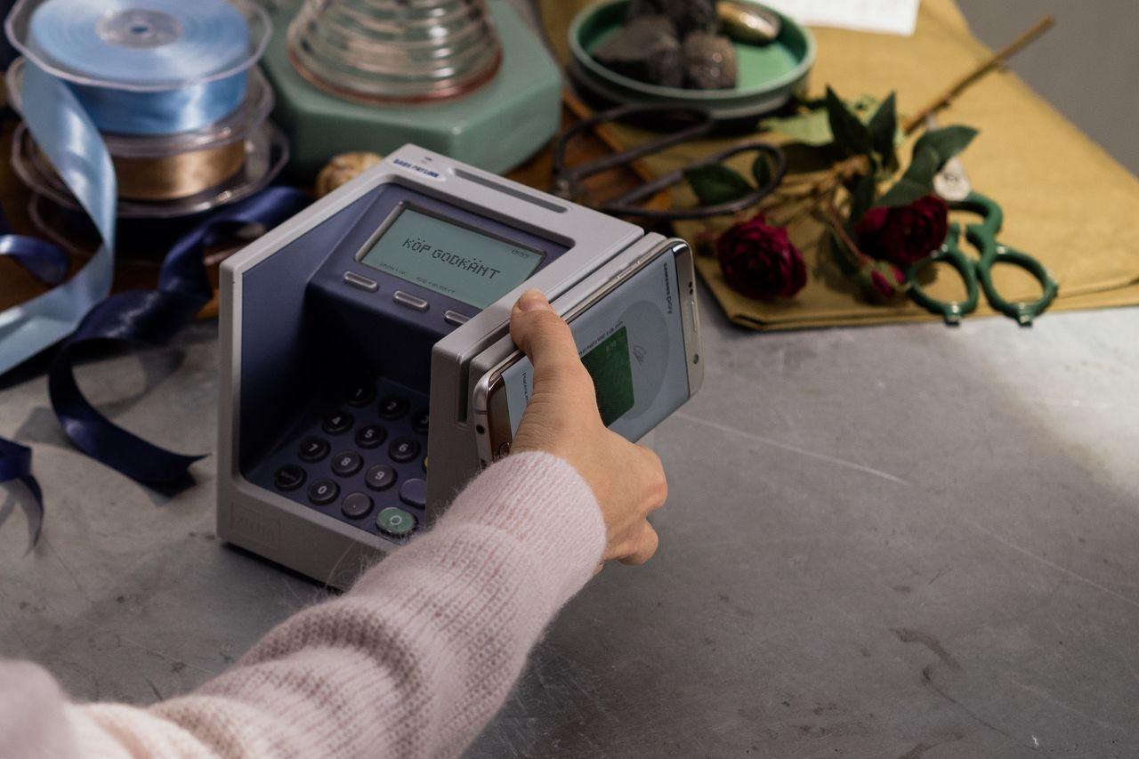 Samsung Pay lanseras i Sverige i dag