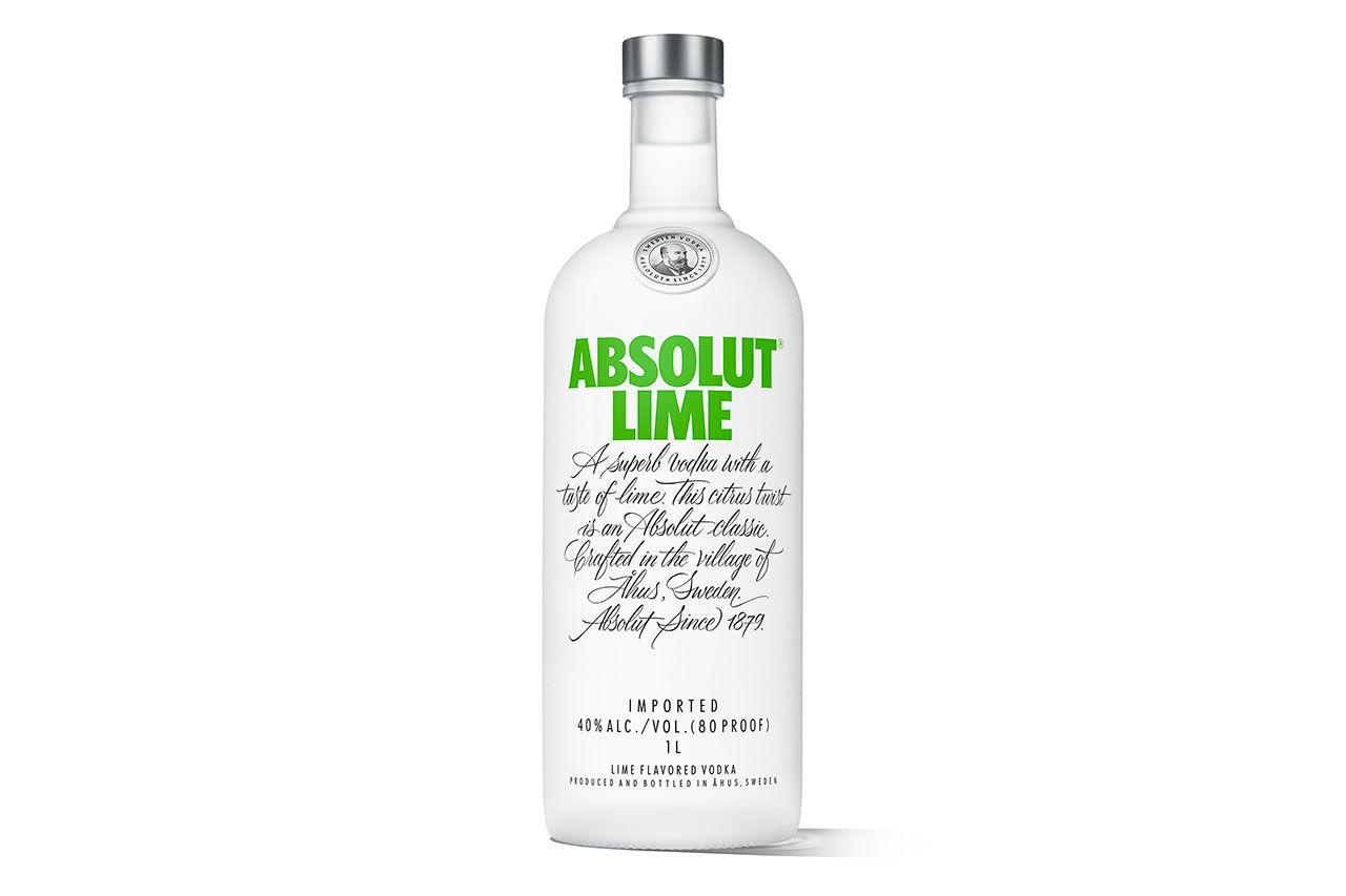 Absolut Lime släpps den 1 april