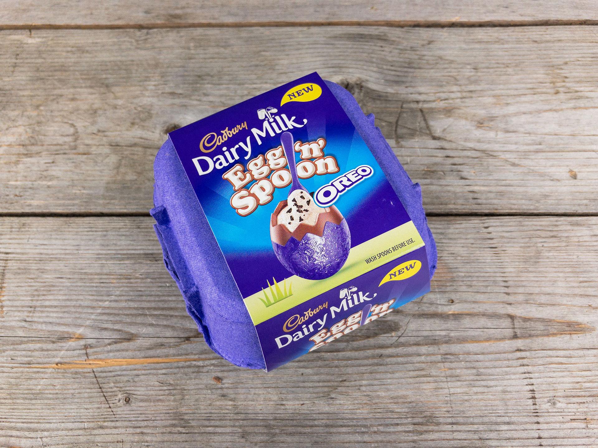 Cadbury släpper påskägg med Oreo-smet