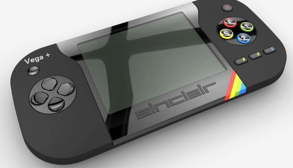 Sinclair Spectrum ZX Vega+ har leveransproblem