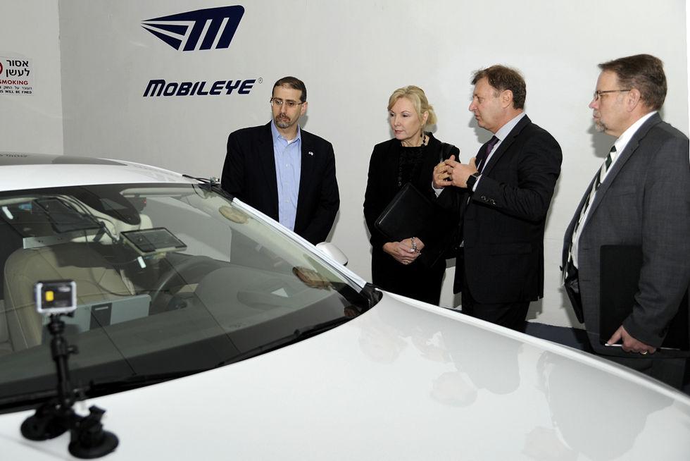 Intel köper Mobileye för 15 miljarder dollar