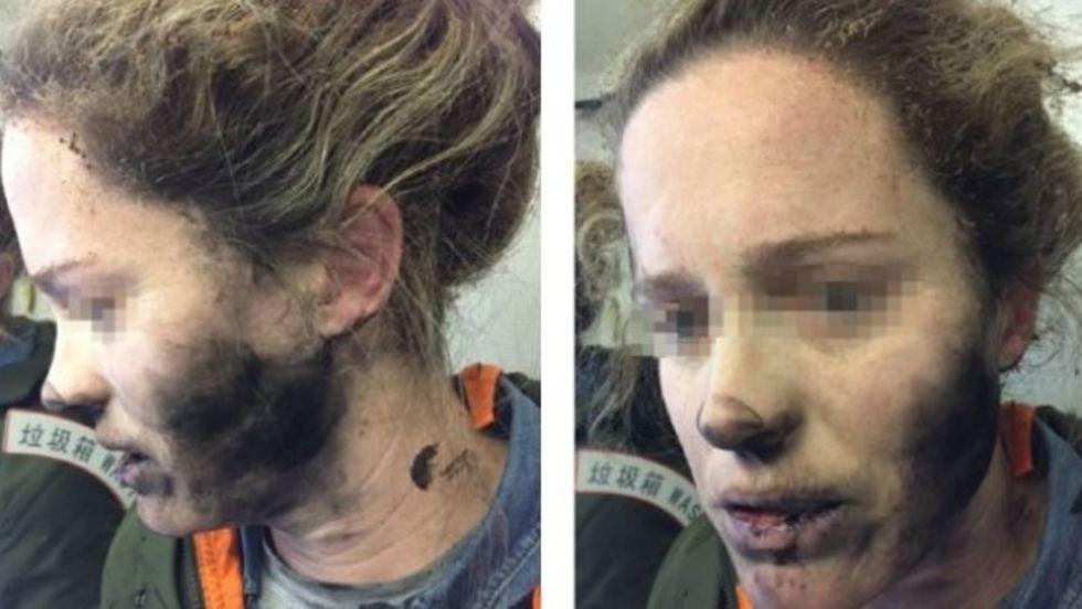 Hörlurar exploderade på flygplan