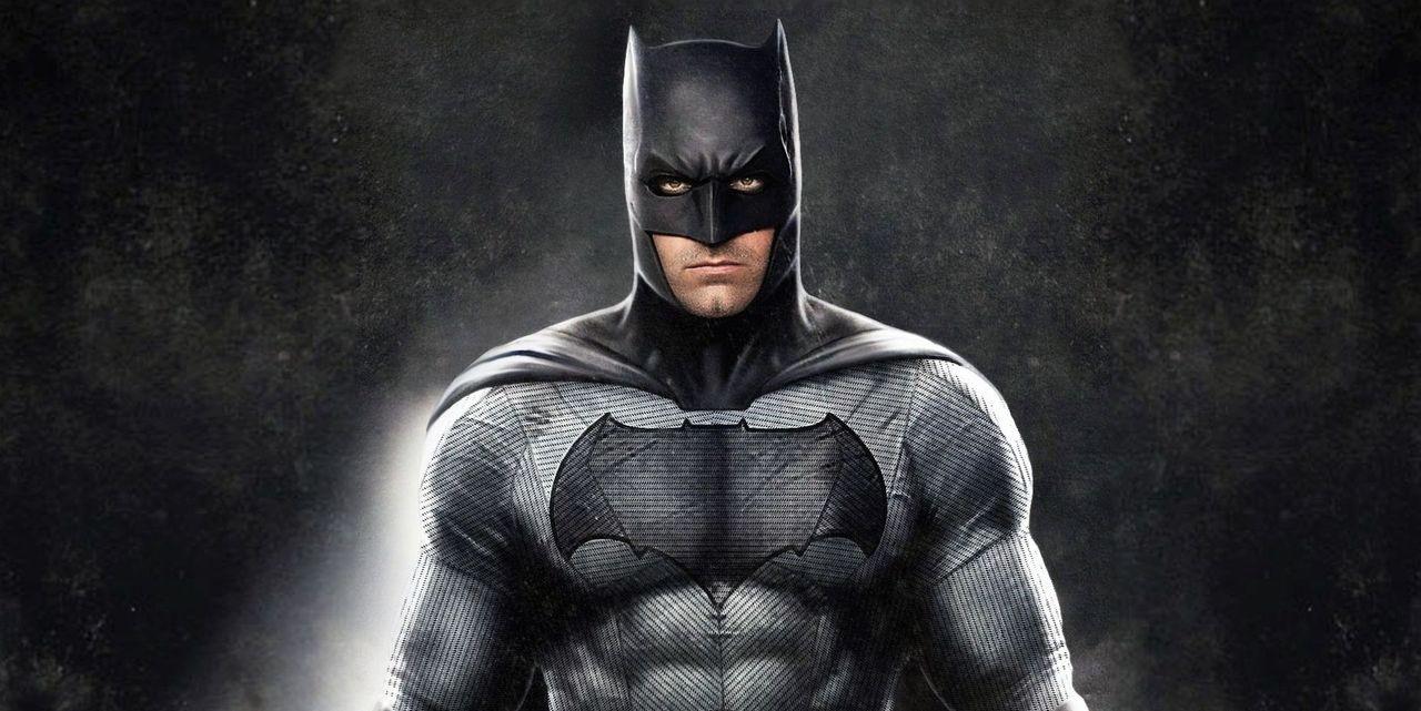 Manus för Batman skrivs om från grunden