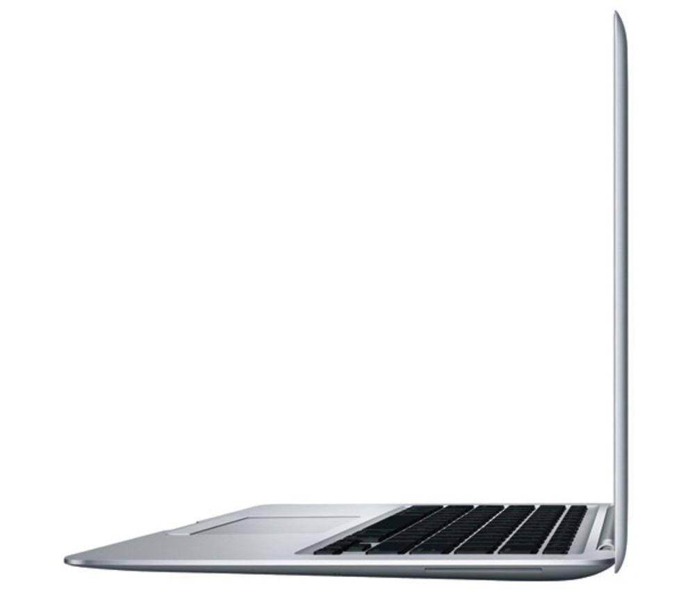 Apple släpper MacBook Air