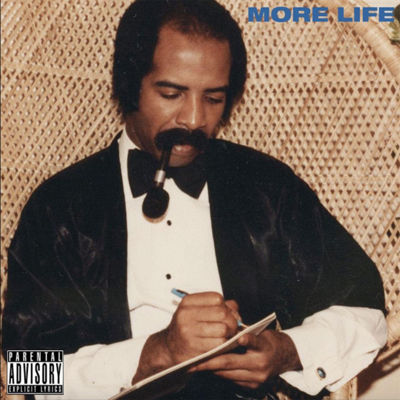 Drake har släppt nytt album