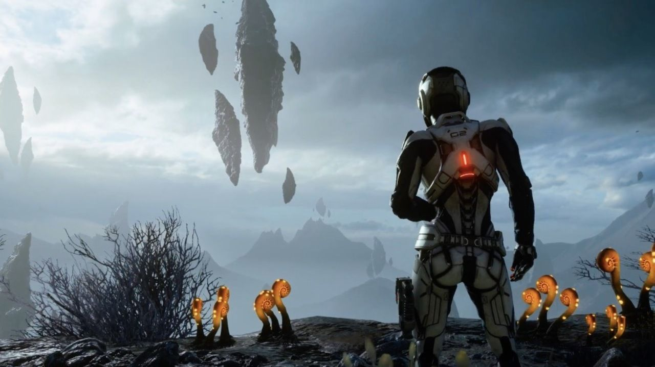 Mass Effect: Andromeda är ett storslaget äventyr