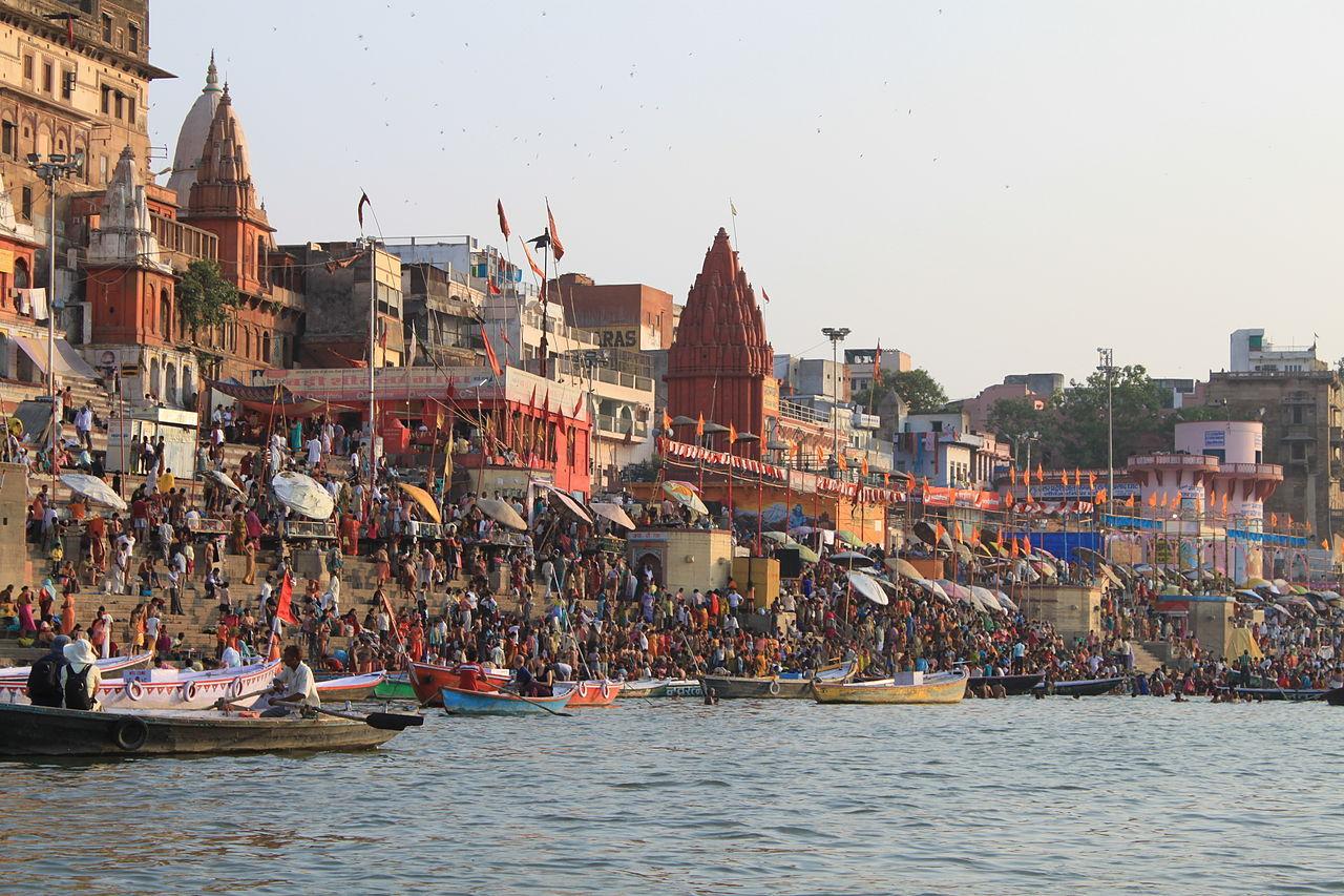 Indiska floder klassas som levande varelser