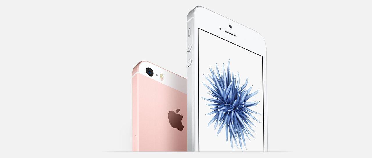 Apple dubblar minnet i iPhone SE