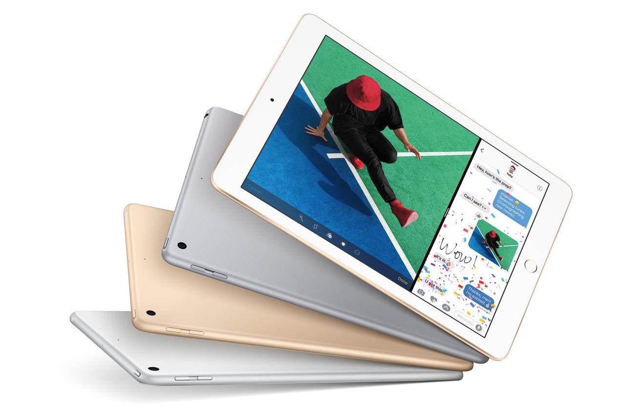 Apple släpper ny iPad