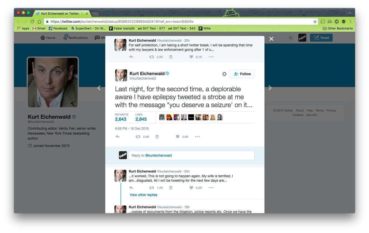 Tweet ledde till grov misshandels-dom