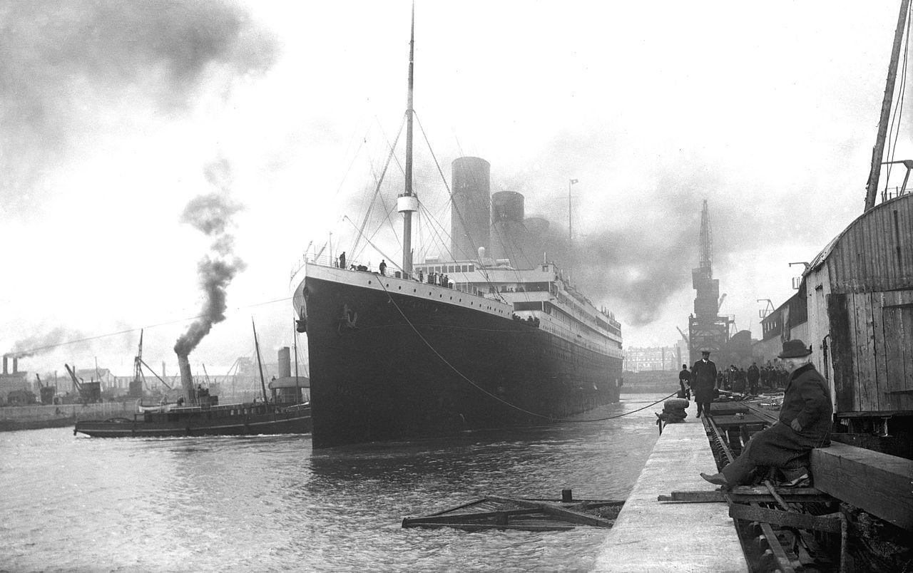 Häng med och vrakdyk på Titanic