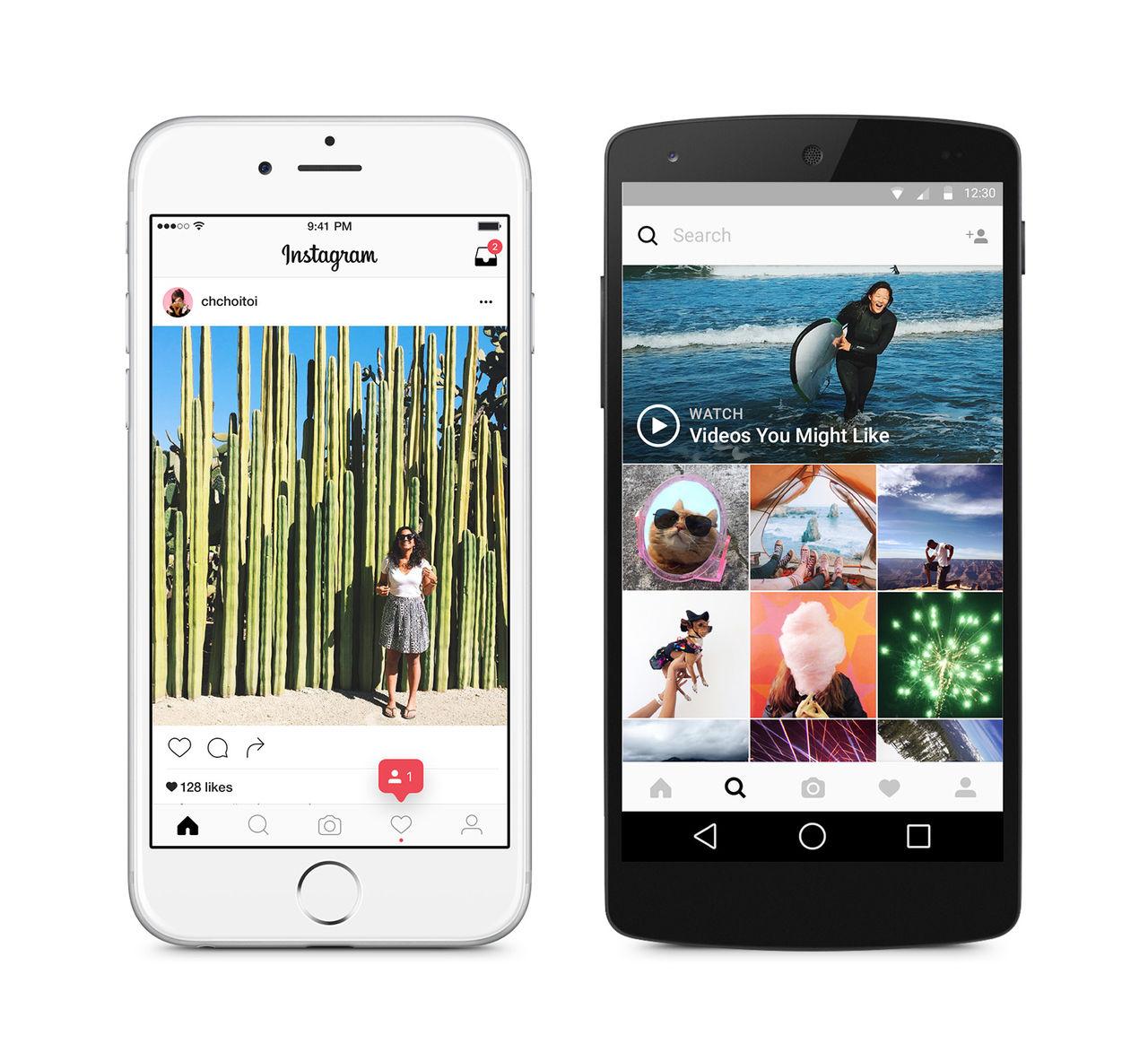 Instagram aktiverar tvåstegsverifiering för alla