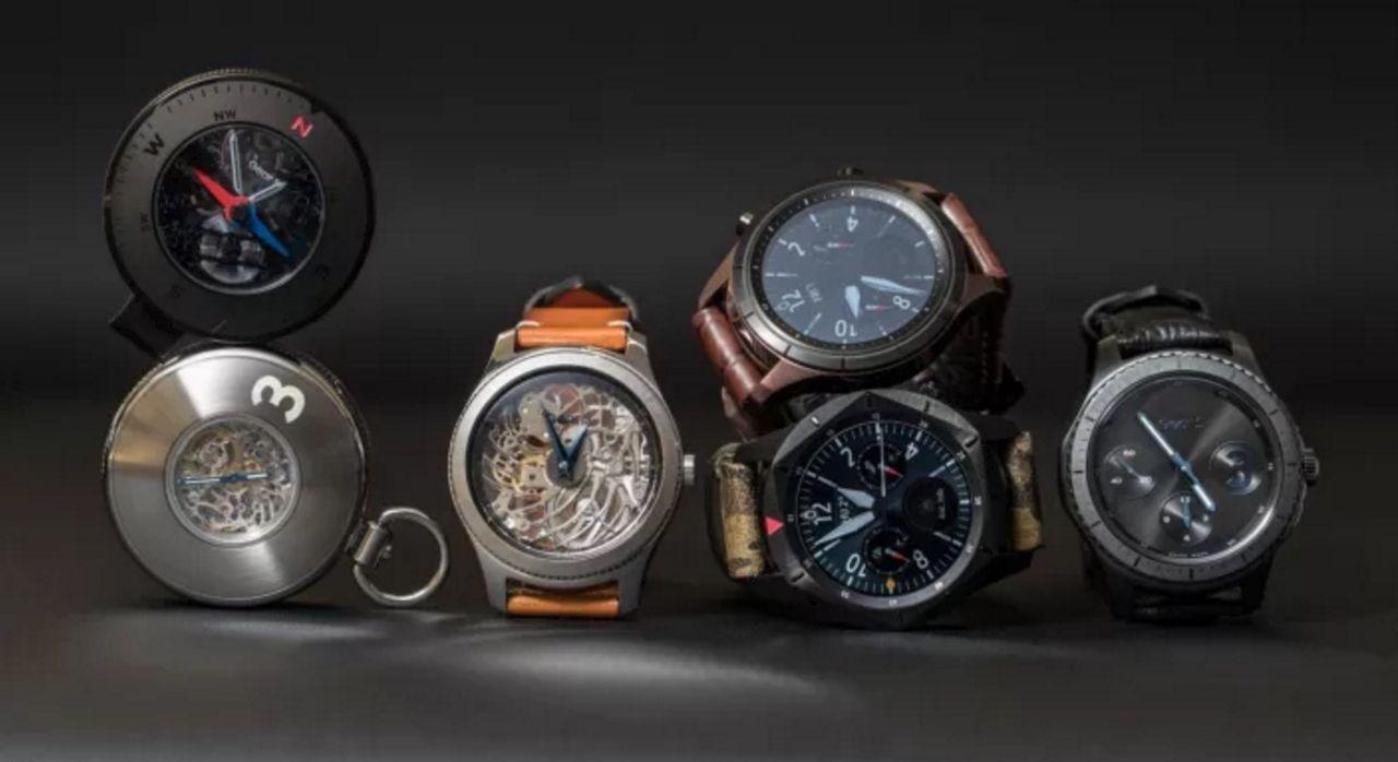 Samsung visar upp klockkoncept på Baselworld
