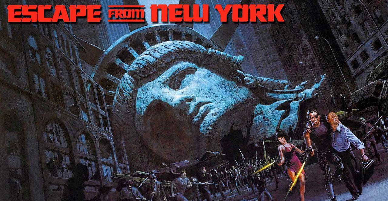 Robert Rodriguez kan få regissera nya Flykten från New York