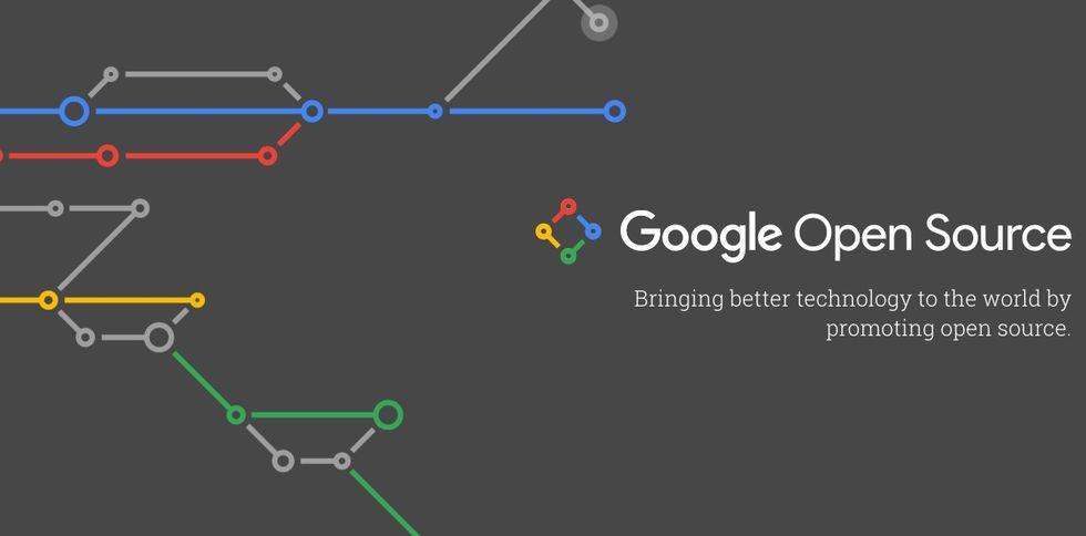 Google drar igång sajt för öppen källkod