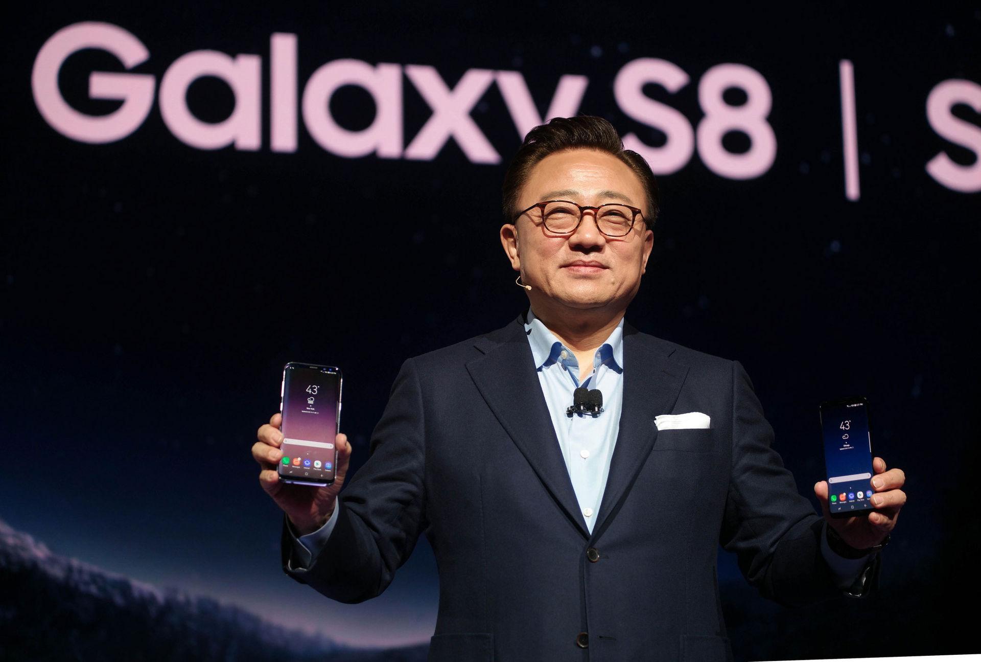 Här är Samsung Galaxy S8!