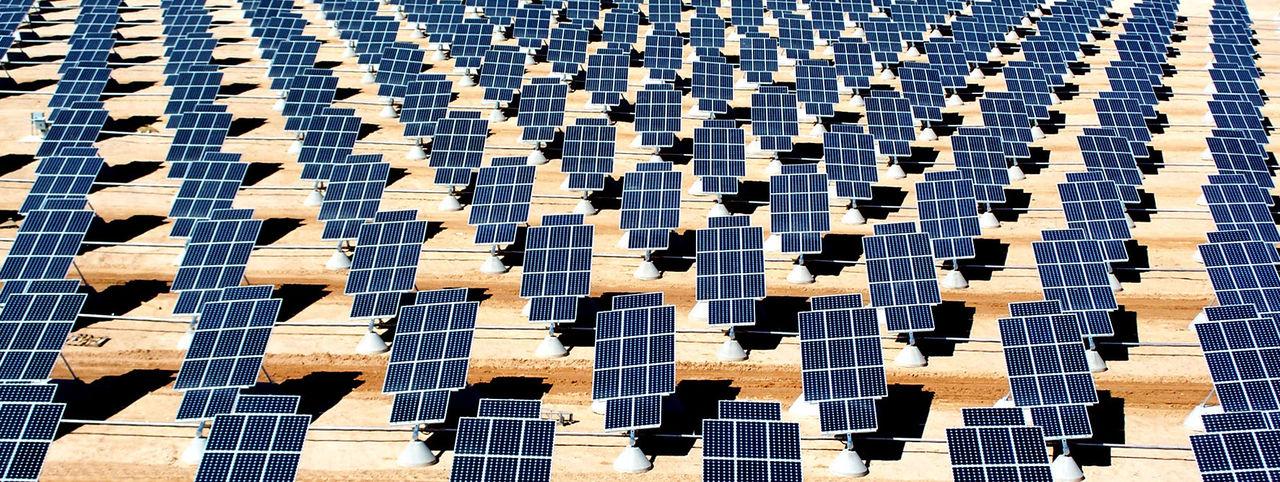 Massivt solkraftverk ska byggas i Australien