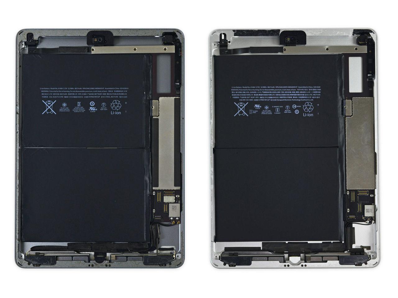 iPad 5 är i princip en iPad Air