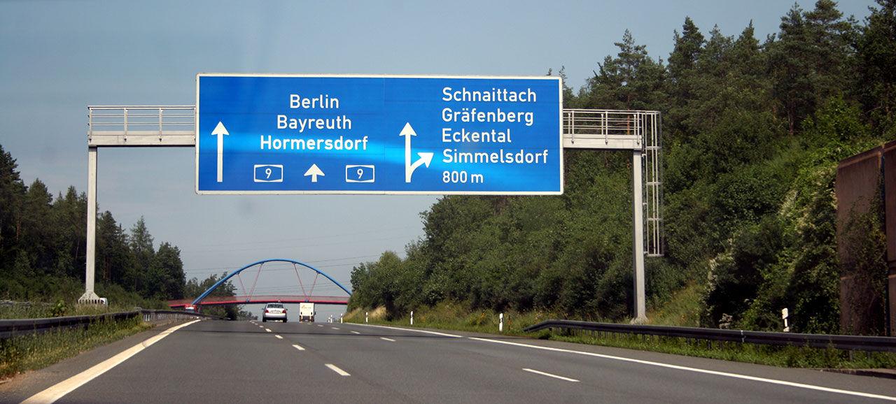 Avgift för att få köra på Autobahn 2019