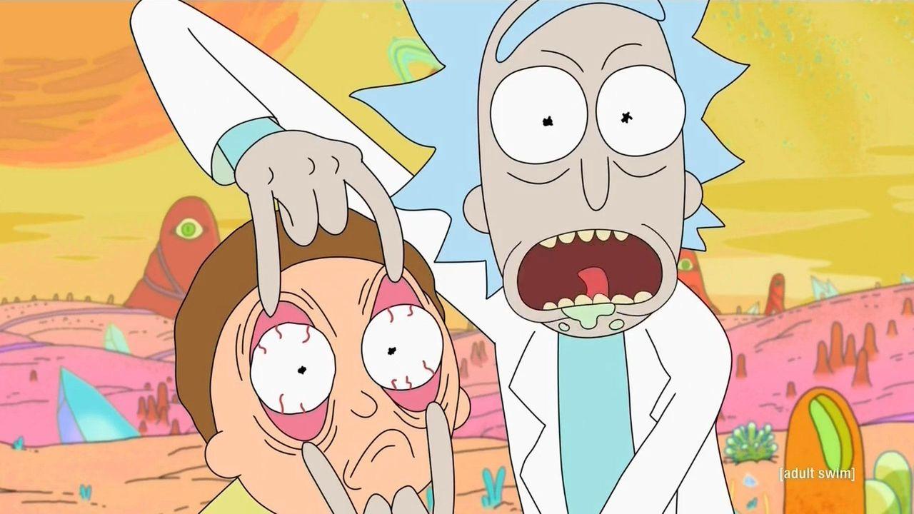 Adult Swim kommer sända Rick and Morty hela veckan