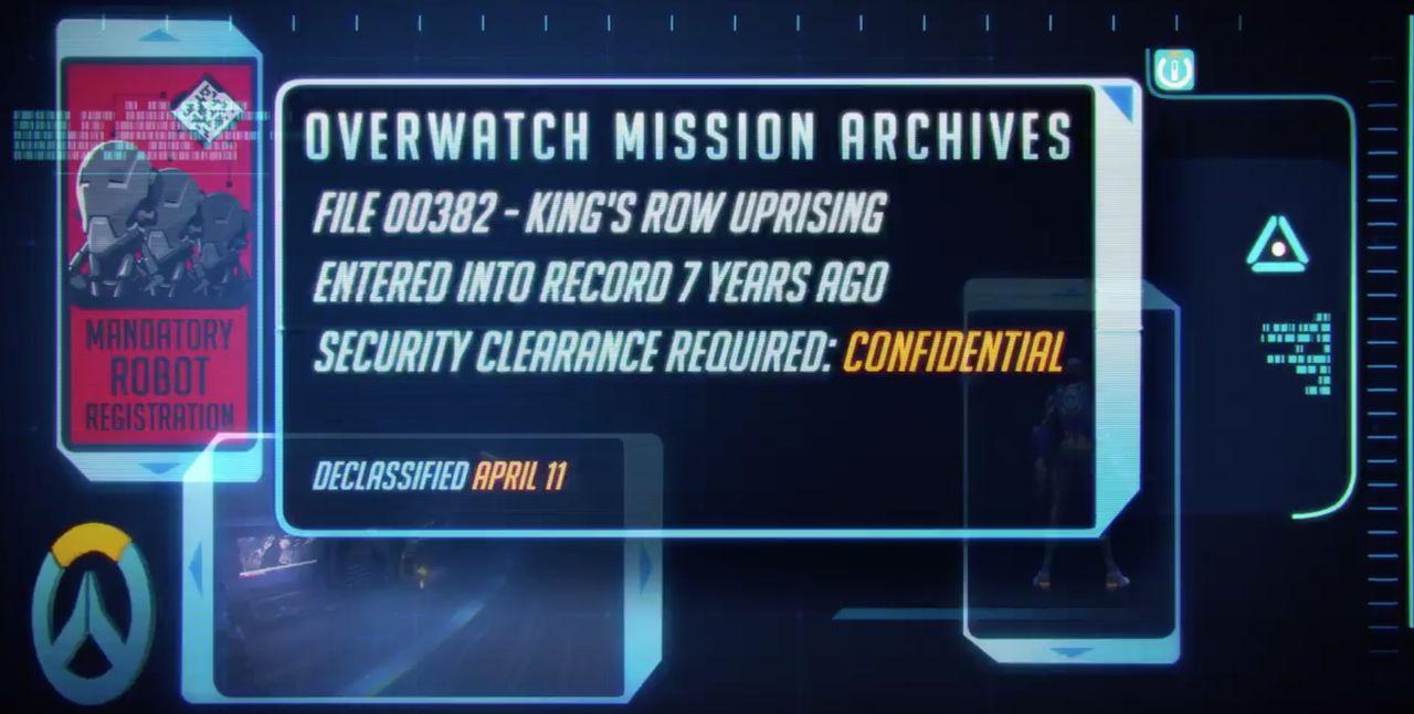 Blizzard har något på gång för Overwatch