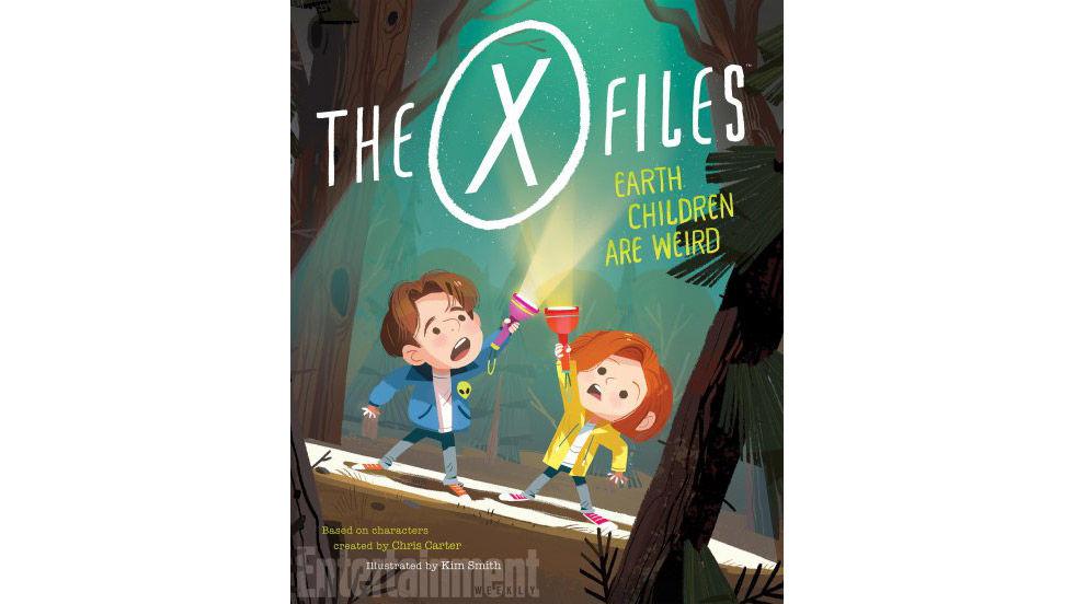 X-files blir barnbok