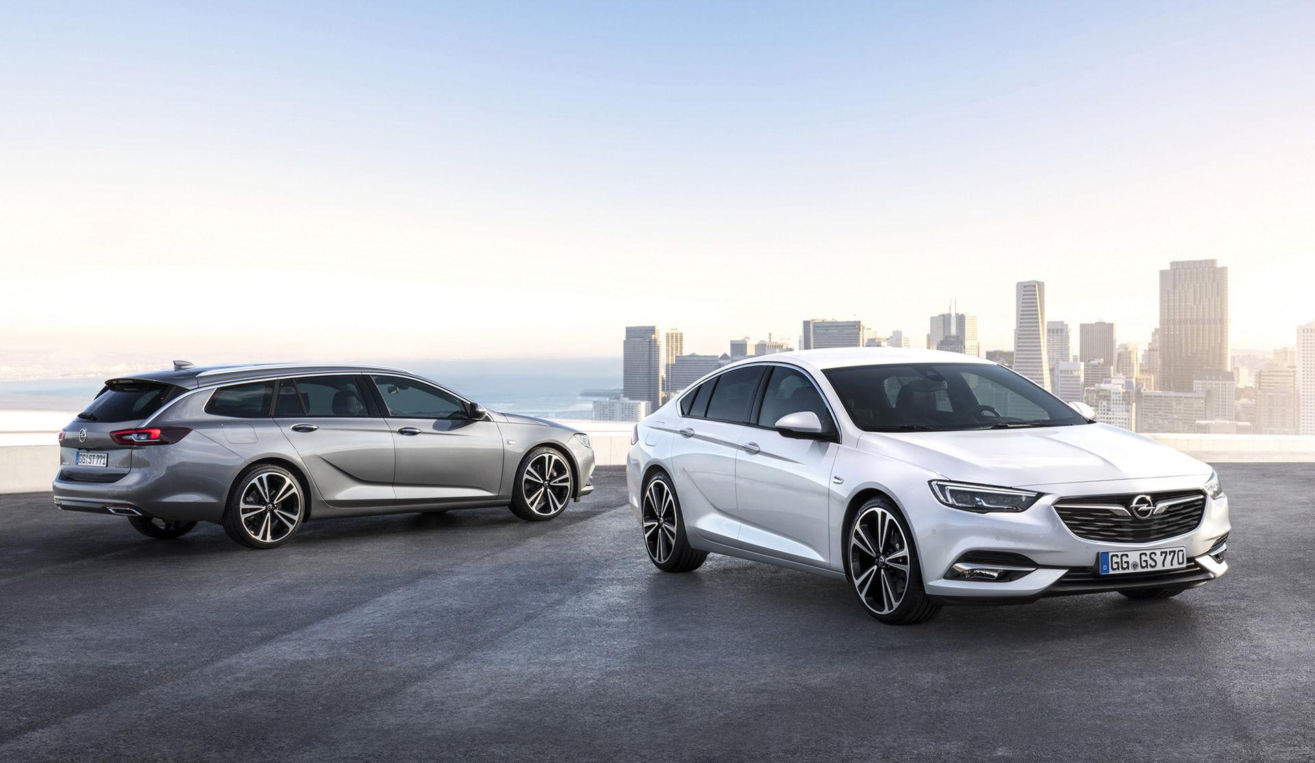 Nya Opel Insignia blir din för 229 900 kronor