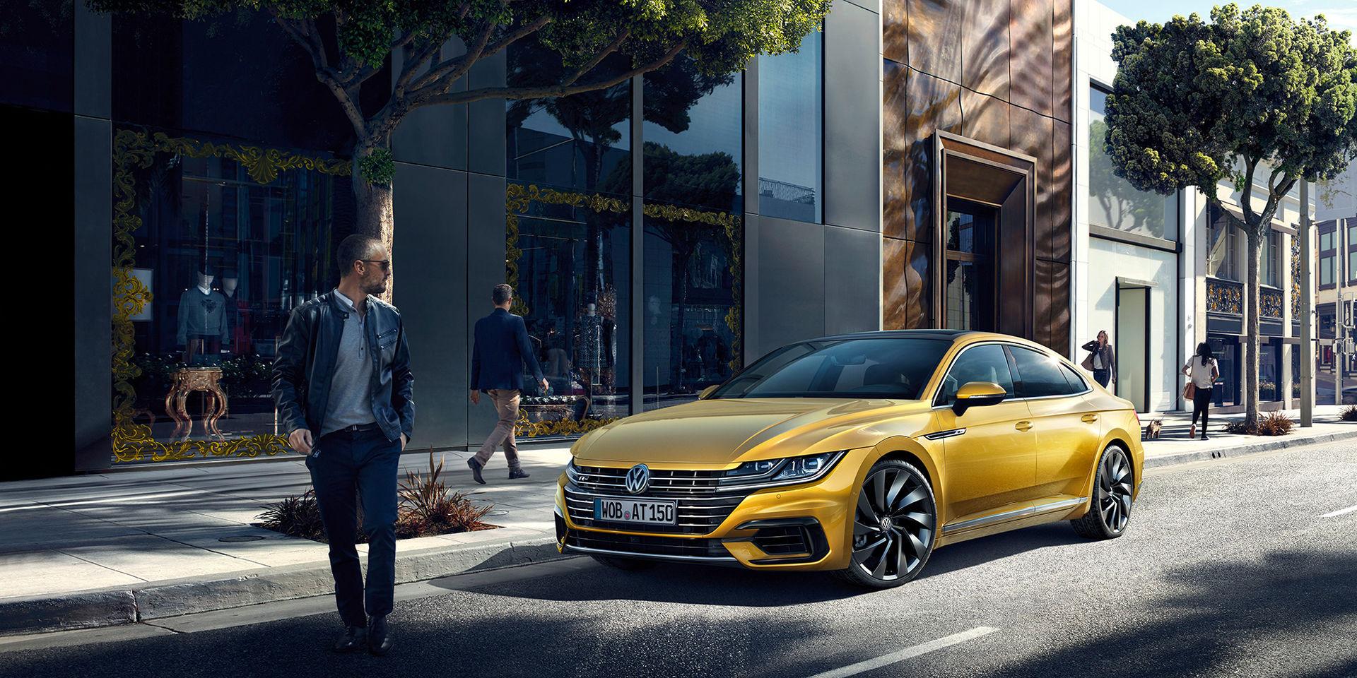 Volkswagen Arteon blir din för 399 900 kronor
