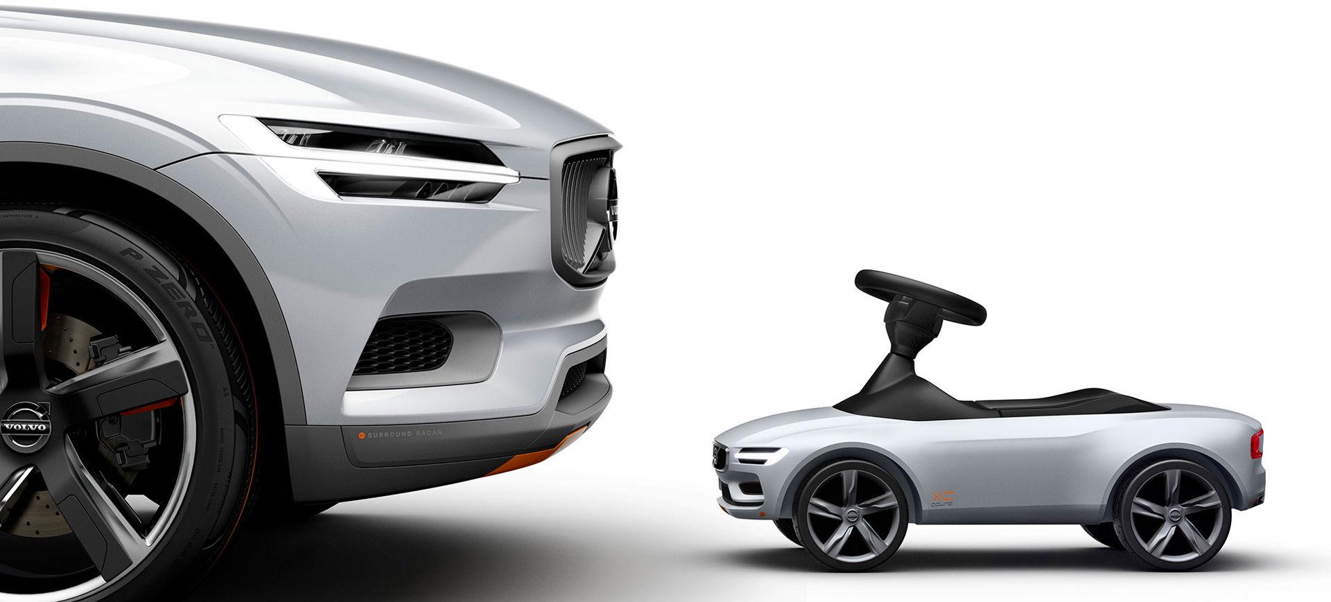 Volvo släpper sin minsta bil någonsin