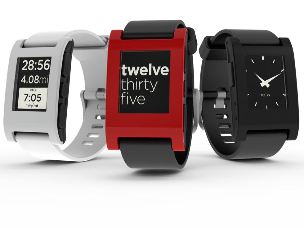 Ny uppdatering till Pebble-klockor ute nu