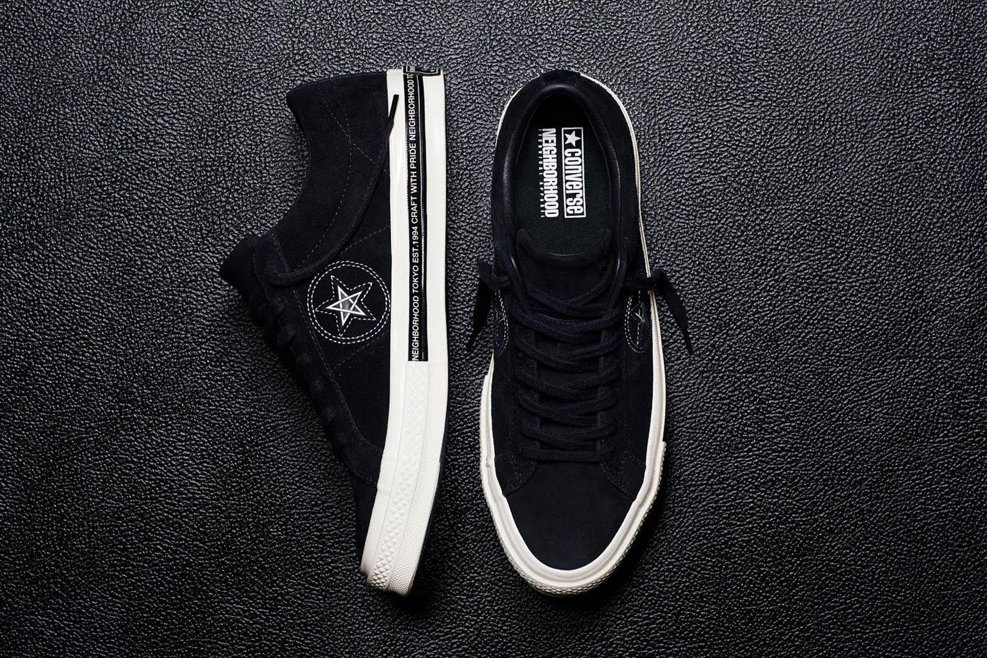 Converse och Neighborhood släpper skor