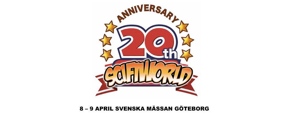 SciFiWorld i Göteborg till helgen