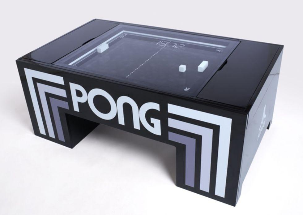 Nu kan du köpa ett mekaniskt Pong