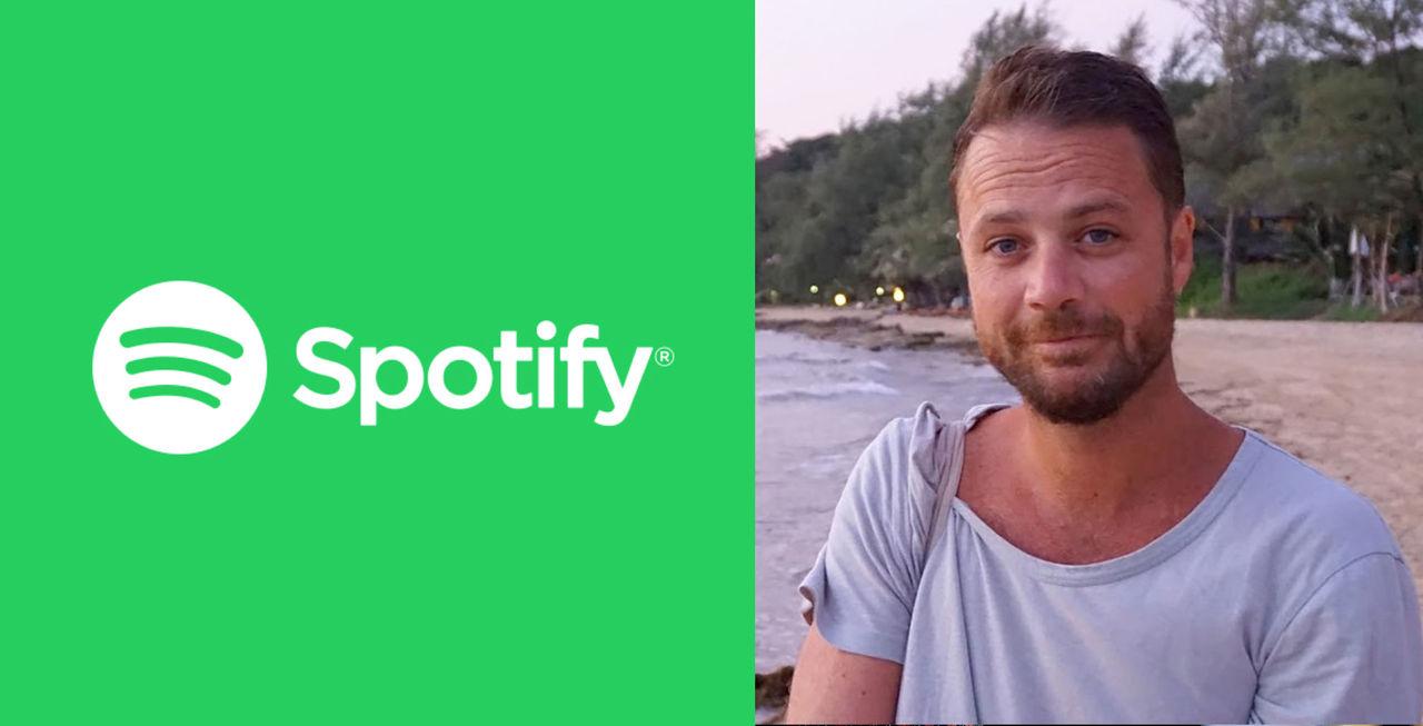 Spotify-chef dödad i fredagens lastbilsattack