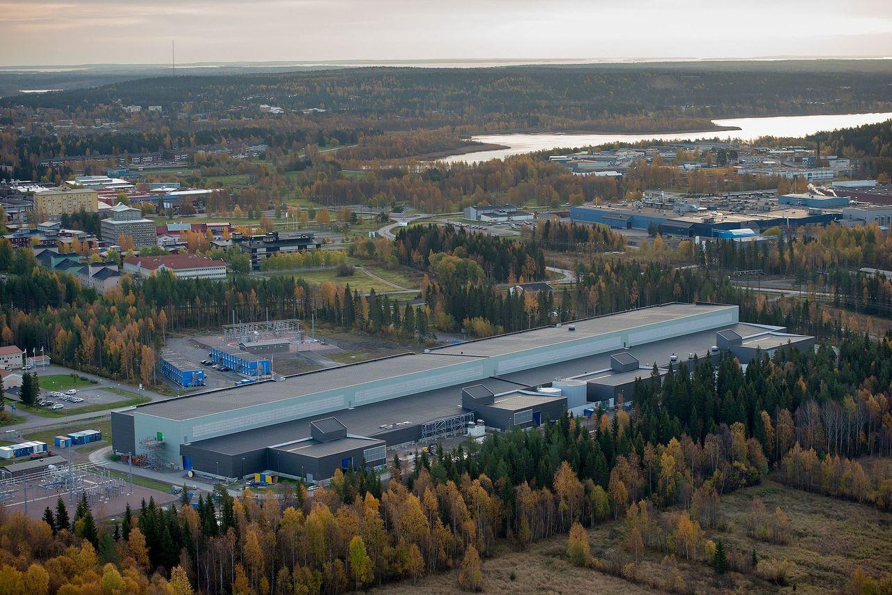 Facebook vill utöka sin serverhall i Luleå