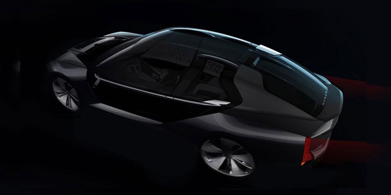 Eldriven superbil från Koenigsegg och Qoros