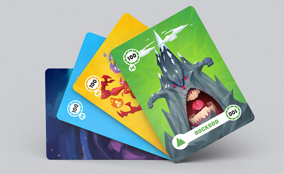 UNIMO är ett nytt svenskt kortspel